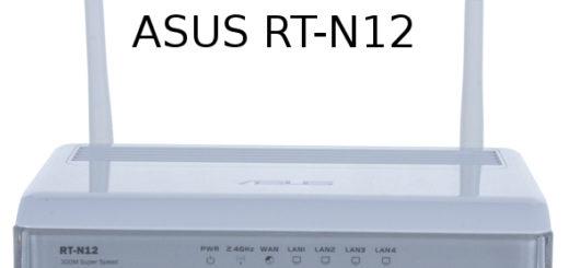 Asus RT-N12