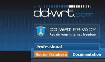 прошивка dd-wrt