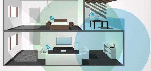 покрытие wifi