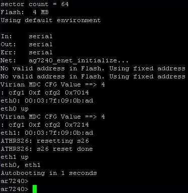 сервер TFTPD
