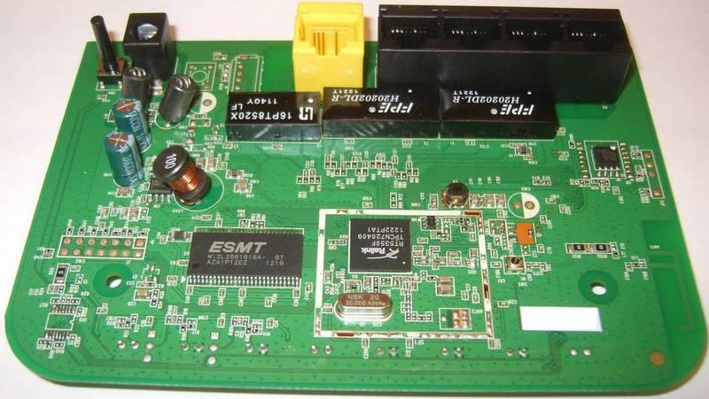 Делаем внешнюю антенну для роутера D-link DIR-300 NRU