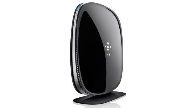 Belkin AC1200DB Wi-Fi Dual-Band AC+ Gigabit