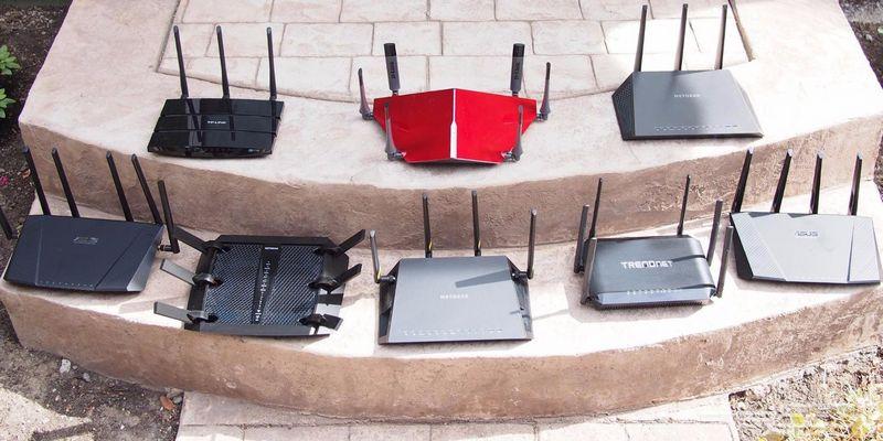 Wifi роутеры для дома