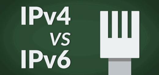 IPv4 против IPv6