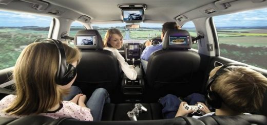 wifi в машине